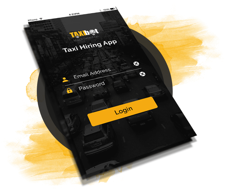 Hire a Cab on Android