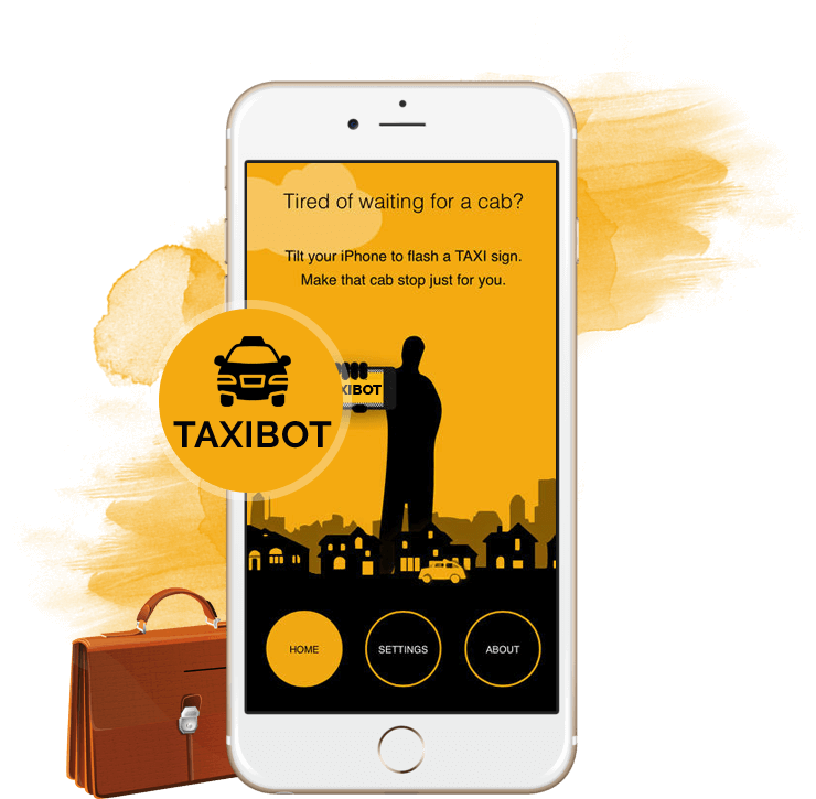 Taxi Hiring App Develpment